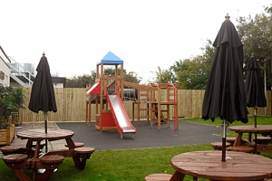 Greene King Pubs, Ring O Bell Play Area, UK
